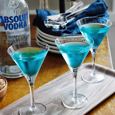 Bebidas y Cócteles Con Absolut Vodka